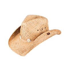 Peter Grimm Eliza Cowboy Hat