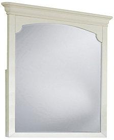 "Neapolitan 43"" Vertical Beveled Mirror"