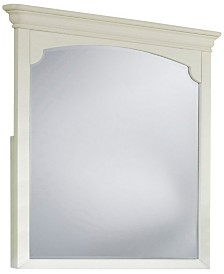 "Neapolitan 43"" Vertical Beveled Mirror"