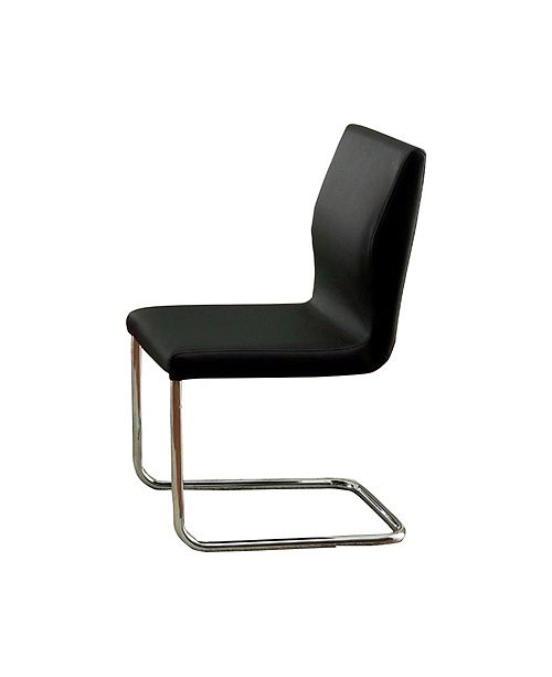 Benzara Contemporary Side Chair - Set Of 2
