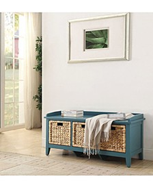 Flavius Bench with Storage