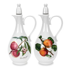 Portmeirion Pomona Oil & Vinegar Set