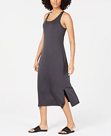 Eileen Fisher Racerback Tencel ™ Dress