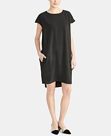 RACHEL Rachel Roy V-Back Dress
