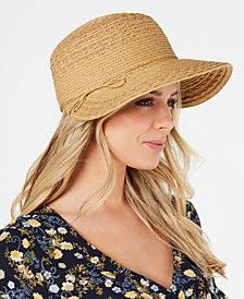 Nine West Packable Framer Hat