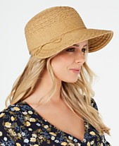 5dfe5cbd Summer Hats For Women: Shop Summer Hats For Women - Macy's