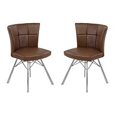 Spago Dining Chair (Set of 2)