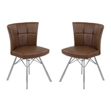 Spago Dining Chair (Set of 2), Quick Ship