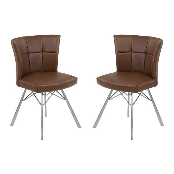 Armen Living CLOSEOUT! Spago Dining Chair (Set of 2)