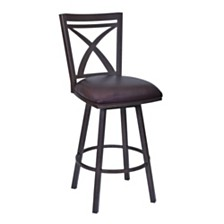 "Nova 30"" Swivel Barstool, Quick Ship"