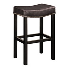"Tudor 30"" Backless Barstool, Quick Ship"