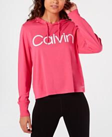 Calvin Klein Performance Logo Hoodie