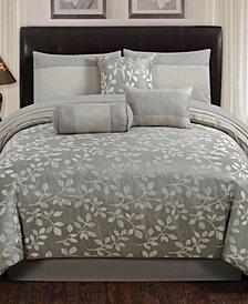Selvy 7 Pc King Comforter Set
