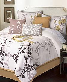 Garnier 7 Pc Queen Comforter Set