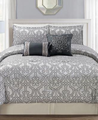 Severino 5 Pc Queen Comforter Set