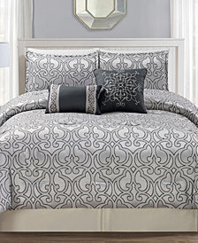 Severino 5 Pc Queen Comforter Set