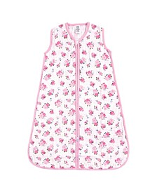 Unisex Baby Safe Sleep Wearable Sleeping Bags Floral Muslin 1Pack 0-24 Months