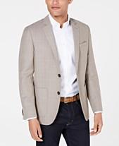 74a8e365d Hugo Boss Mens Blazers & Sports Coats - Macy's