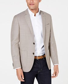 Hugo Boss Men's Slim-Fit Wool Sport Coat