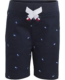 Tommy Hilfiger Baby Boys Flag Logo Shorts