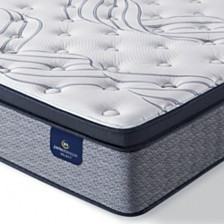 "Serta Perfect Sleeper Kleinmon II 13.75"" Firm Pillow Top Mattress Collection"