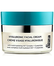 Hyaluronic Facial Cream, 1.7-oz.