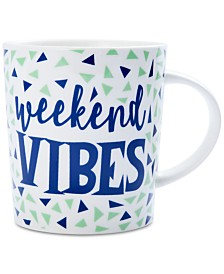 Pfaltzgraff Weekend Vibes Mug