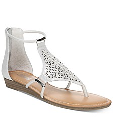 Tanner Flat Sandals
