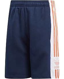adidas Originals Big Boys Outline Shorts