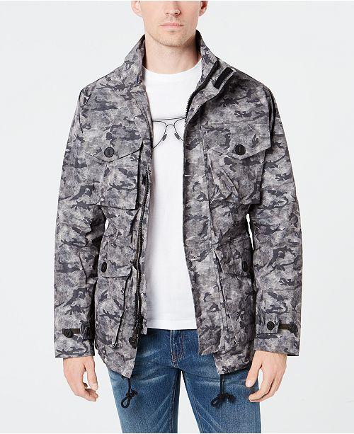 Michael Kors Michael Kors Men's Camo Field Jacket