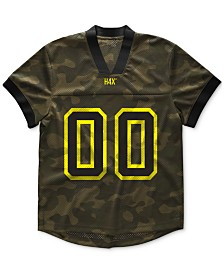 H4X Men's Kratos Camouflage Graphic Mesh T-Shirt