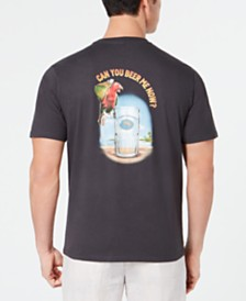 Tommy Bahama Men's Can You Beer Me Now? T-Shirt