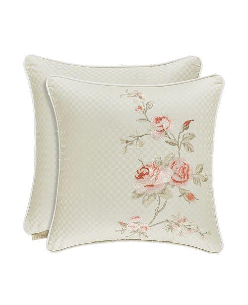 "Piper & Wright Lena 16"" Square Pillow"