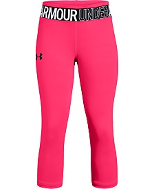 Under Armour Girls' HeatGear® Armour Capri