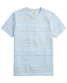 Brooks Brothers Red Fleece Men's Stripe T-Shirt