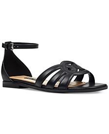 Genna Flat Sandals