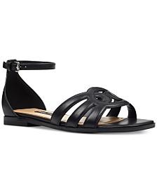 Nine West Genna Flat Sandals