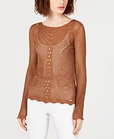 Marie Long-Sleeve Sweater