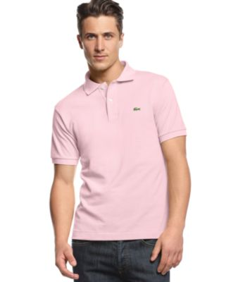 Image of Lacoste Classic Pique Polo Shirt, L.12.12