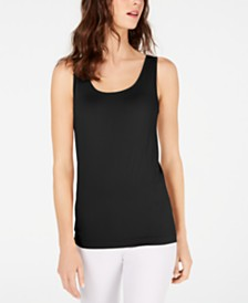I.N.C. Seamless Tank Top, Created for Macy's
