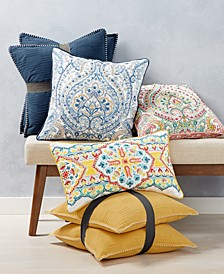 Pretty Prints Decorative Pillow and Throw Collection
