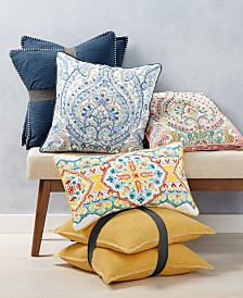 Lacourte Pretty Prints Decorative Pillow and Throw Collection