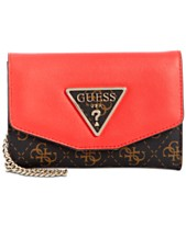 GUESS Maddy Signature Double Date Wallet d0e956f2ba28e