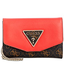 GUESS Maddy Signature Double Date Wallet