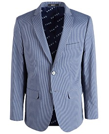 DKNY Big Boys Stretch Sport Coat
