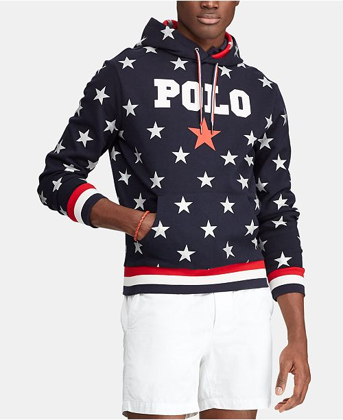 Polo Ralph Lauren Men's Americana Hoodie, Created for Macy's
