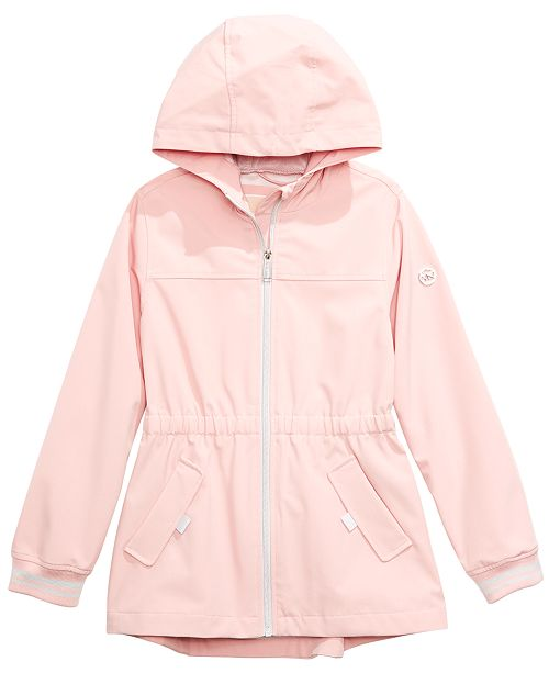 Michael Kors Toddler Girls Hooded Jacket