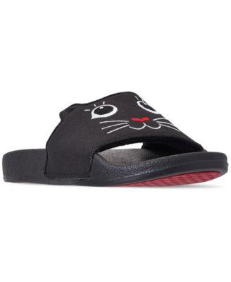 skechers slide sandals