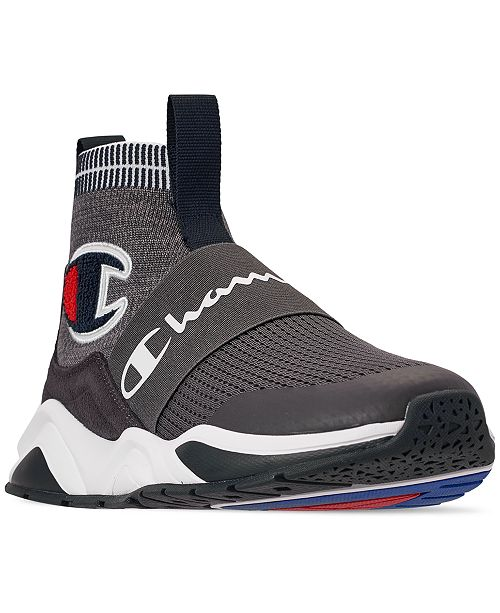 c38f3676311 Champion Men s Rally Pro Casual Sneakers from Finish Line   Reviews ...