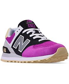 best service d5363 b36d0 Women New Balance 574: Shop New Balance 574 - Macy's